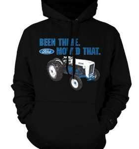 Officially Licensed Ford Lawn Mower Garden Tractor Hoodie Sweatshirt