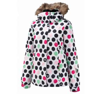 Roxy Jet Ski Girls Ski Jacket