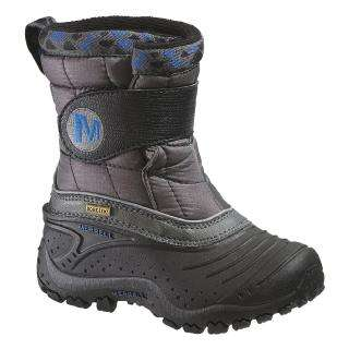 Merrell Boys Snowmotion Strap GORE TEX Boot   FREE SHIPPING at Altrec