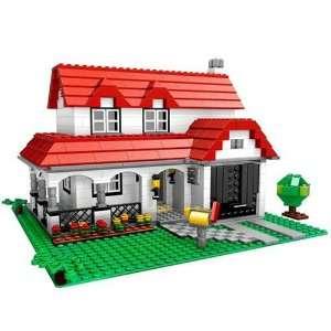 LEGO Creator House (4956): Toys & Games