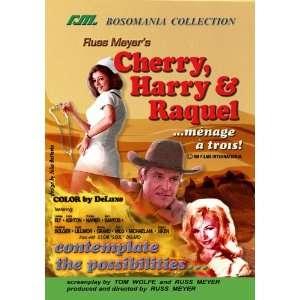 Cherry& Harry & Raquel: Uschi Digard, Charles Napier