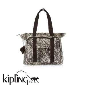 Kipling Bags   Kipling Cuchia Tote Bag   Animal Print
