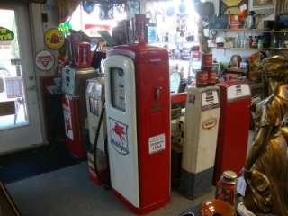 Vintage Gasboy Gas Boy Model 390 Pump Retro Gas Station Advertisment