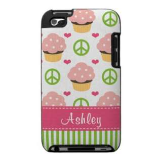 Cupcake iPod Touch 4g Case Cover 4th Generation from Zazzle