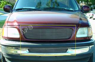 2010 ford f 150 lariat king ranch billet grille 6pc