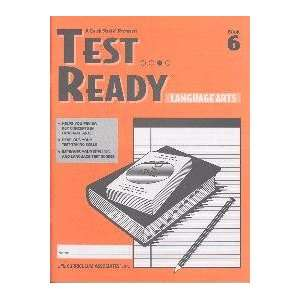 Test Ready Language Arts 6th Grade (Student Book and