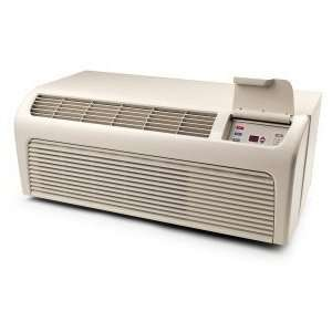 9,100 BTU Packaged Terminal Air Conditioner, with Electric Heater, and