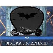 The Dark Knight (With Bat Pod Display Case) (Blu ray) (Limited Edition