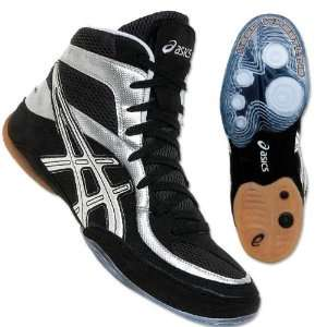 ASICS Split Second VII Wrestling Shoes (Wide): Sports