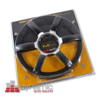 POLK AUDIO MM12G 12 MOBILE MONITOR SERIES SUBWOOFER GRILLE FOR MM1240