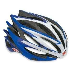 2012 Bell Sweep Blue/White Bike Helmet Small