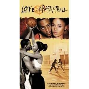 Love and Basketball [VHS]: Sanaa Lathan, Omar Epps