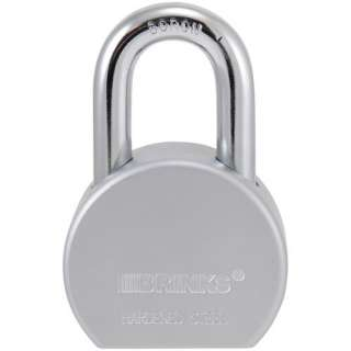 Brinks Solid Steel Padlock Home Security