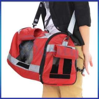 Pet Dog Cat Carrier Tote Bag Handbag Shoulder Bag Travel Cool All