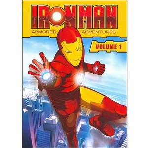 Iron Man Armored Adventures, Vol. 1 (Full Frame) TV Shows