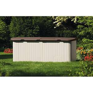 Find the Suncast 296 Gallon Multi Purpose Storage Shed for an everyday