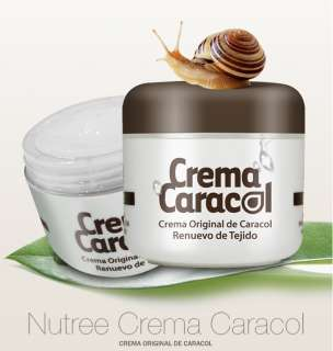 Nutree]Crema Caracol Snail Cream Original 60g*New*Tina shop