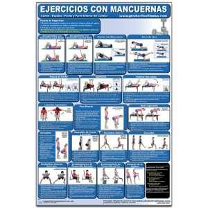 Ejercicios con Mancuernas   Centro/Espalda/pecho y parte