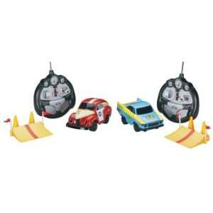 Kid Galaxy   R/C Demolition Derby Cars (Toys): Toys & Games