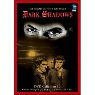 Dark Shadows: DVD Collection 16 ~ Jonathan Frid, Grayson Hall, Nancy