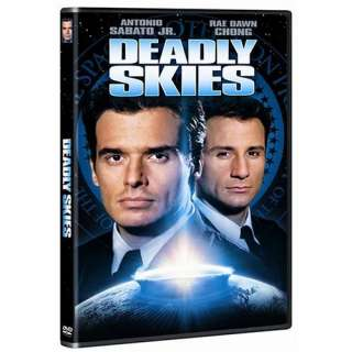 Deadly Skies: Antonio Sabato Jr., Rae Dawn Chong, Michael