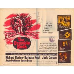 Richard Burton)(Barbara Rush)(Tom Drake)(Jack Carson)(Angie