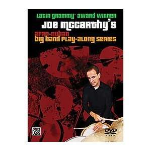 Joe McCarthys Afro Cuban Big Band Play Along Musical