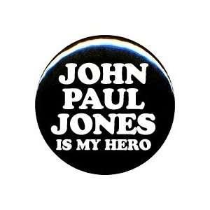 1 Led Zeppelin John Paul Jones Is My Hero Button/Pin