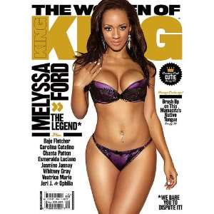 King Magazine (The Woman of King): VARIOUS:  Books
