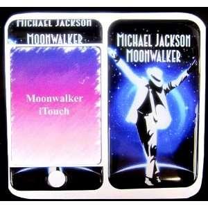 Michael Jackson Moonwalker Ipod Touch Skin Cover