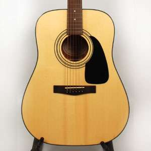 Fender DG 8S Acoustic Guitar And Gig Bag