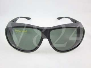 Foster Grant Solitaire Fits Over Sunglasses Polarized Polar XL XTRA
