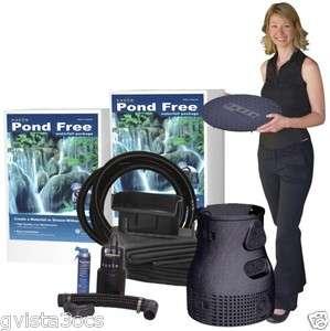2012 Savio Pondless Waterfall /Pond Free Kit w/stream  pro quality