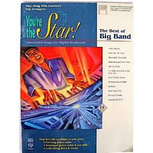 Digital Keyboards, the Best of Big Band John Henry Kreitler Books