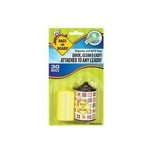 BOB GEOMTRIC DISPENSER (Catalog Category: Dog:YARD CARE): Pet Supplies