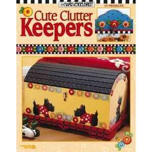 Mary Engelbreit Cute Clutter Keepers (Leisure Arts #3444