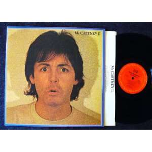 McCartney II Paul McCartney, Beatles Music