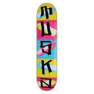 Element Skateboards Muska Pop Spray Deck  7.5 Featherlight