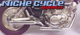 Yamaha Virago 750/920 XV750 XV920 Taper Tip Exhaust MAC