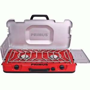 Primus Firehole 200 Propane Camp stove with universal windscreen P