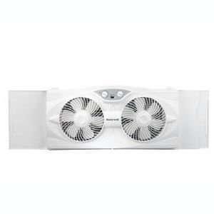 HW Twin Window Fan 3 speed