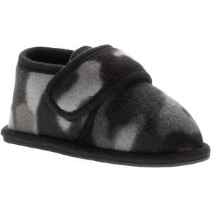 Toddler Boys Printed Bootie Slippers Shoes