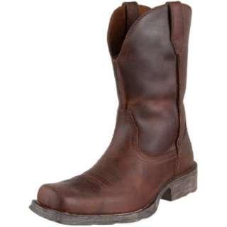 Ariat Mens Rambler Western Boot   designer shoes, handbags, jewelry