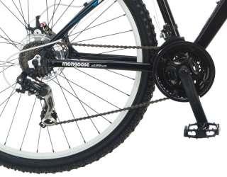 Mongoose Impasse HD 29 Alloy Suspension 29er Disc Mountain Bike
