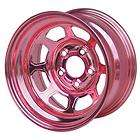Aero Race Wheels 30 Series AEROBrite Pink Chrome Roll Formed Wheel 13