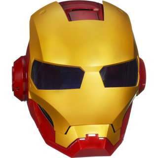 Iron Man Helmet: Action Figures
