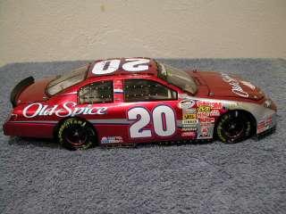 NASCAR 1/24 ACTION COLLECTIBLES 2008 #20 TONY STEWART TALLADEGA RACED