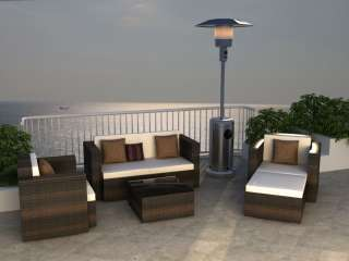 Outdoor Stainless Steel Patio Heater PH01 SS
