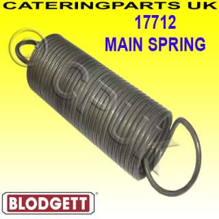 17712 BLODGETT 1048 1060 PIZZA OVEN MAIN DOOR SPRING