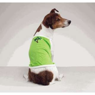Casual Canine Tiki Tank Top for Dogs Summer Tank Top